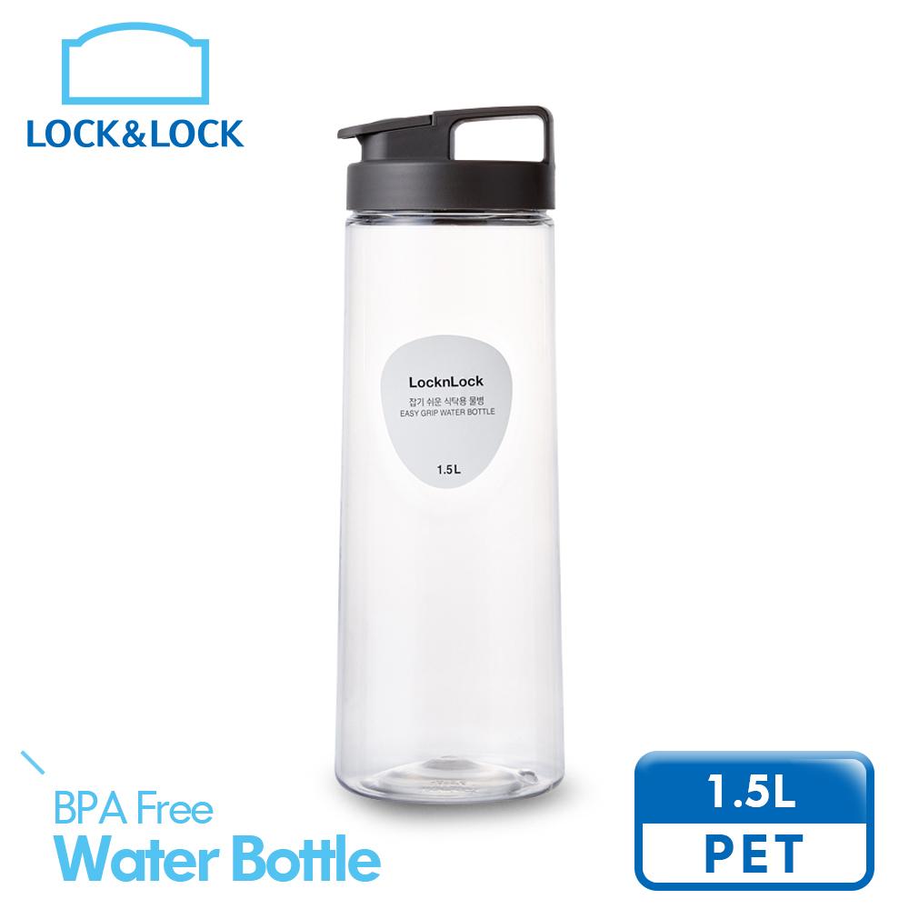 樂扣樂扣輕鬆手提PET冷水壺1.5L-時尚灰(快)