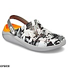 Crocs卡駱馳(中性鞋)LiteRide圖紋克駱格 205359-97A