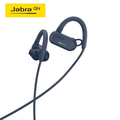 Jabra Elite Active 45e 掛耳式運動藍牙耳機(藍)(公司貨)