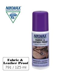 【NIKWAX】皮革及布料撥水劑 791《125ml》