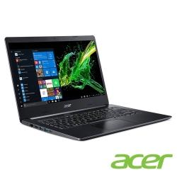 Acer-A514-53-52AM 14吋筆電(i5-1035G1/4G/256G+1T/Aspire 5/黑)