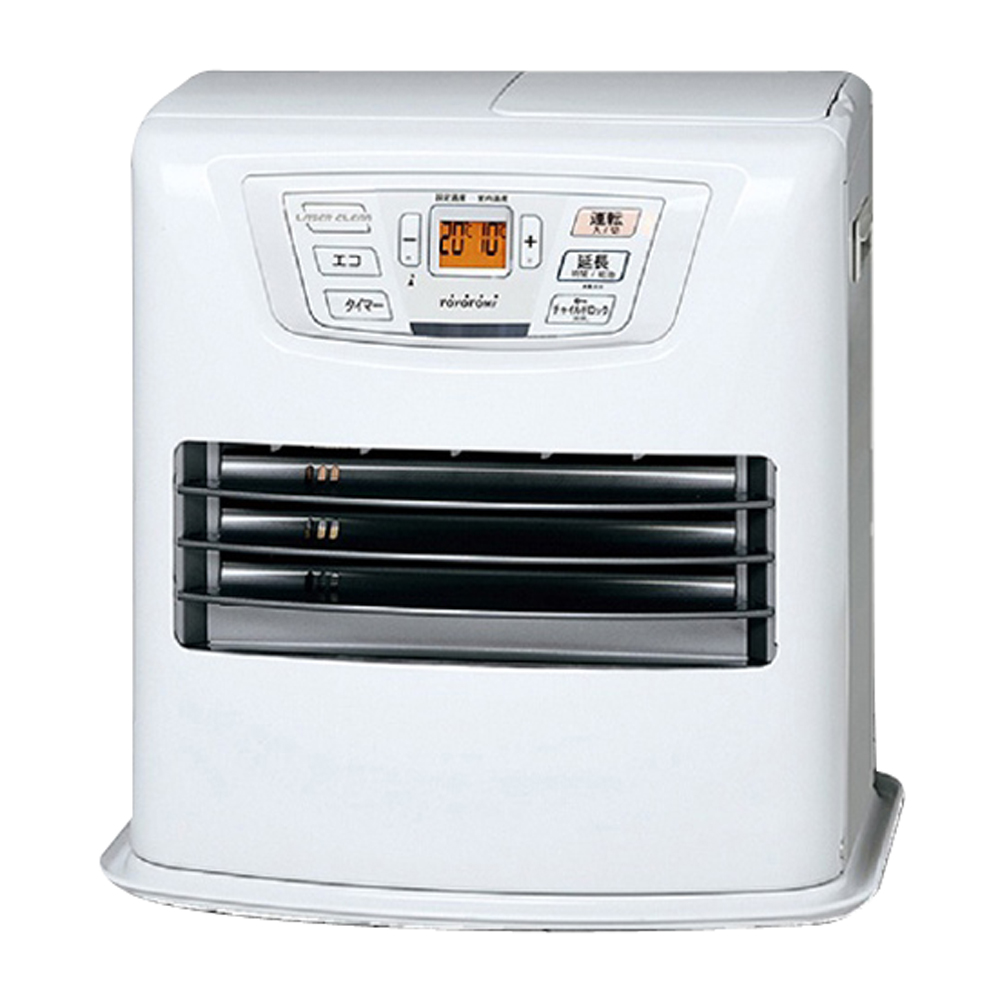 日本TOYOTOMI 智能溫控型煤油爐電暖器 LC-L36-TW 白色