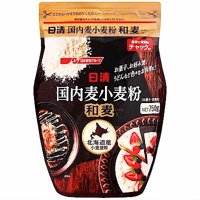 日清製粉 日本國內小麥粉(750g)