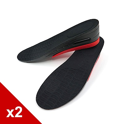 糊塗鞋匠 優質鞋材 B31 WD05雙層氣墊增高墊 2雙