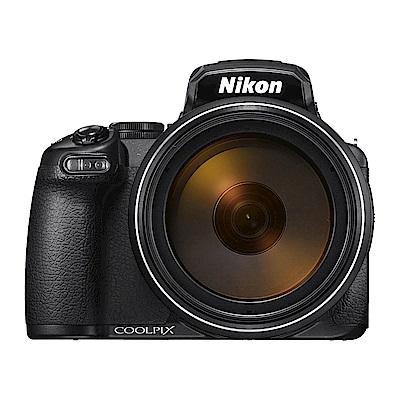Nikon Coolpix P1000 125倍望遠旗艦數位相機(公司貨)