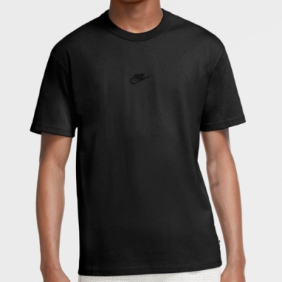 NIKE 短袖上衣 休閒 慢跑 運動 上衣 男款 黑 DB3194-010 AS M NSW TEE PREMIUM ESSENTIAL