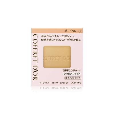 (即期品)Kanebo佳麗寶 COFFRET D'OR光透裸肌粉餅-蕊●效期2021.02