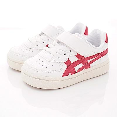 asics競速童鞋 Tiger系列-經典學步款023-102白紅(寶寶段)
