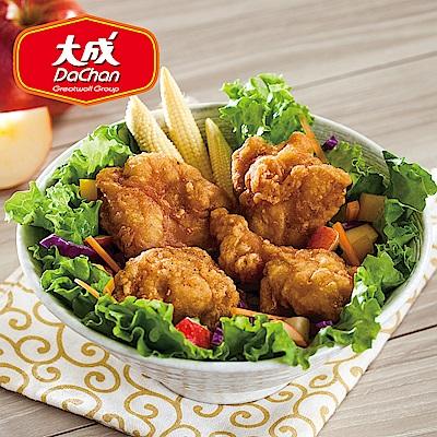 【大成-雞本享受】日式唐揚勁脆炸雞 *4包組(1kg/超值勁量包)