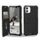 UAG iPhone 11 翻蓋式耐衝擊保護殼-黑 product thumbnail 2