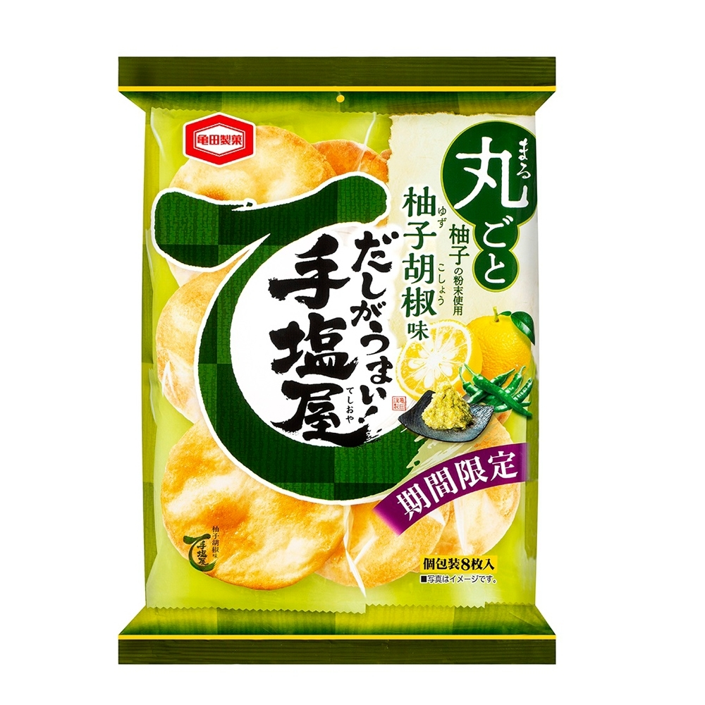 龜田 米果-胡椒風味(108.8g)