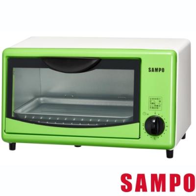 (快速到貨) SAMPO 聲寶 電烤箱 KZ-SL08-