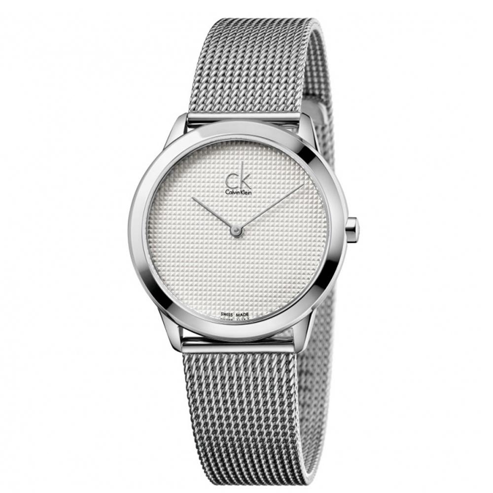 Calvin Klein CK Minimal 系列極簡風米蘭帶腕錶(35mm)