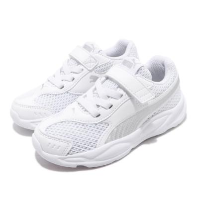 Puma 休閒鞋 Runner Mesh 運動 童鞋
