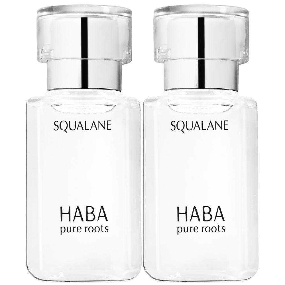 HABA 無添加主義 純海角鯊精純液I(30ml)*2