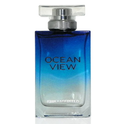 Karl Lagerfeld Ocean View 海灣戀人男性淡香水 100ml