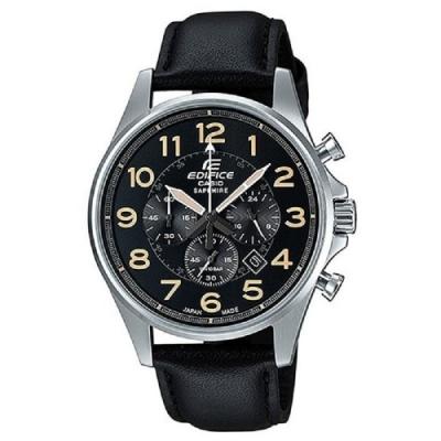 CASIO卡西歐 簡約大方時尚腕錶(EFB-508JL-1A)