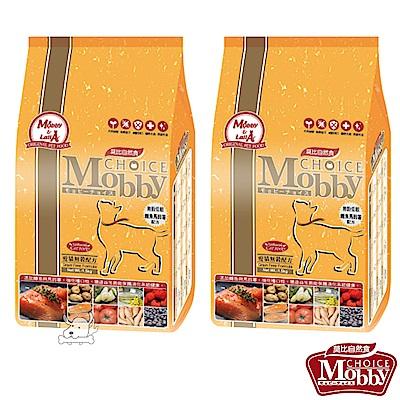 Mobby 莫比 鱒魚+馬鈴薯 愛貓無穀配方飼料 1.5公斤 X 2包