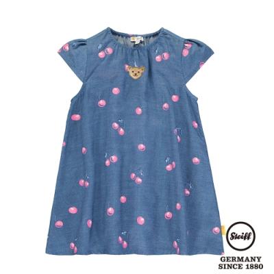 STEIFF德國精品童裝   櫻桃圖案 短袖洋裝