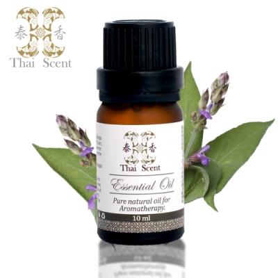 ThaiScent泰香  快樂鼠尾草100%純精油 10ml