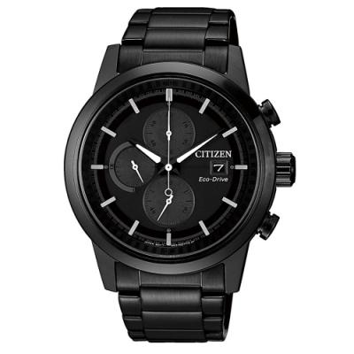 CITIZEN 簡約質感光動能時尚腕錶/亞洲限定款CA0615-59F