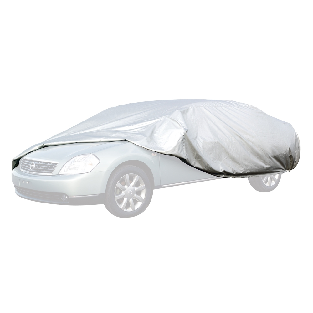 3D銀光防風車套-轎車款