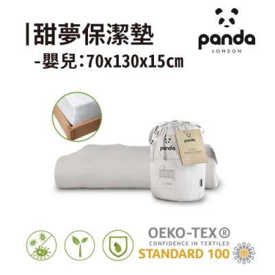 【英國Panda】床包式設計保潔墊-70x130(防水抗菌抗塵蹣保潔墊)