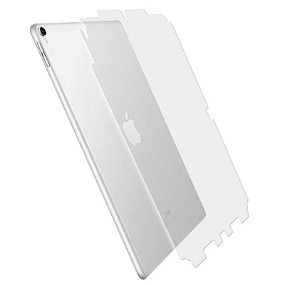 iPad Pro 10.5吋 抗污防指紋超顯影機身背膜 保護貼(2入)