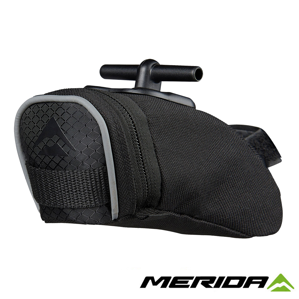 《MERIDA》美利達 T-Bar自行車座墊包 黑 M 2276004154