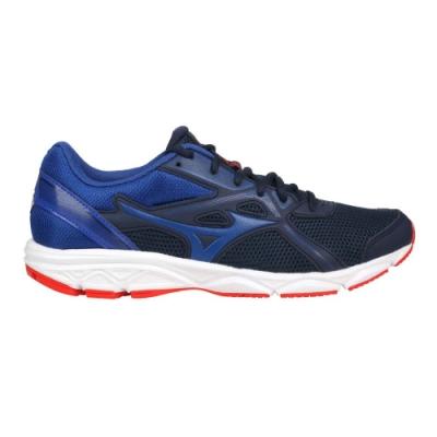 MIZUNO SPARK 5 男慢跑鞋-路跑 訓練 美津濃 K1GA200315 丈青藍橘