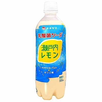 Chichiyasu 乳酸菌碳酸飲料-檸檬風味(500ml)
