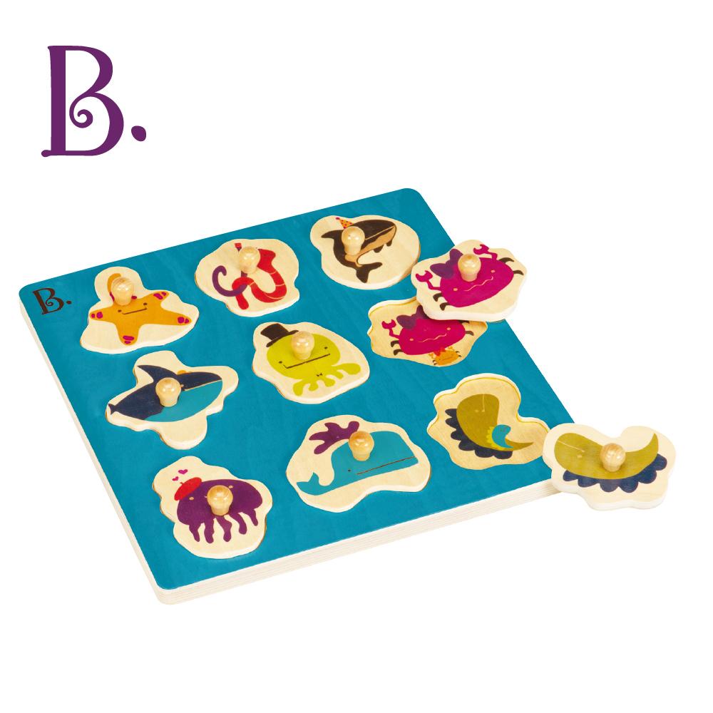 美國 B.Toys 躲貓貓