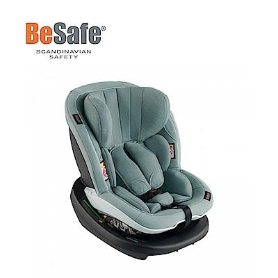 BeSafe 6個月-4歲 ISOfix 雙向兒童成長型汽座 最新I-Size標準(芬蘭綠)