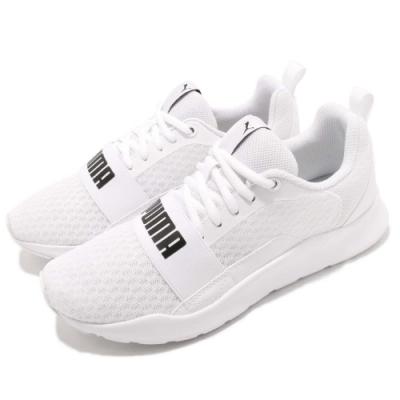 Puma 慢跑鞋 Wired 低筒 男女鞋