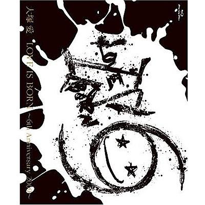 大塚 愛【LOVE IS BORN】6周年紀念演唱會   藍光 BD