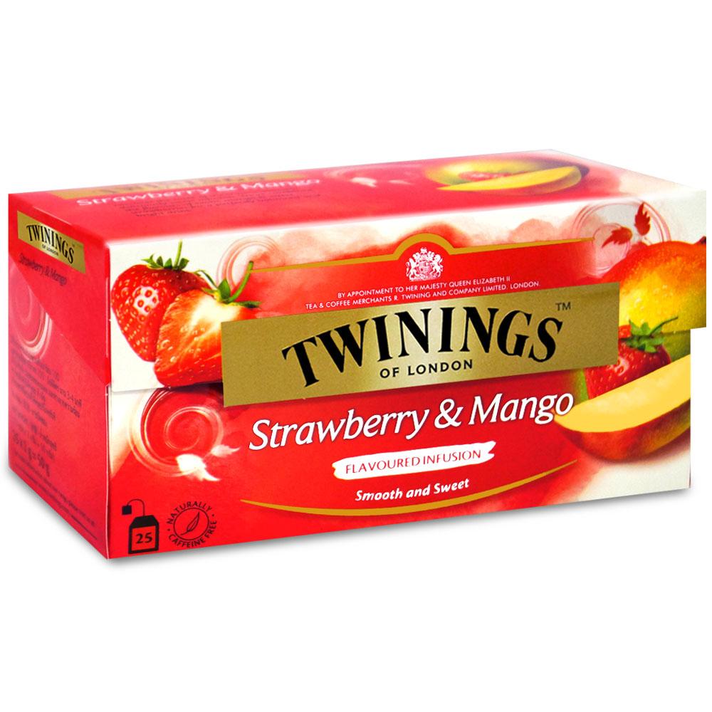 唐寧茶 草莓芒果(2gx25入)
