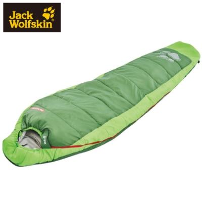 【Jack Wolfskin 飛狼】Lite Tech 200 纖維睡袋『舒適溫度:-13 ~ 6°C』