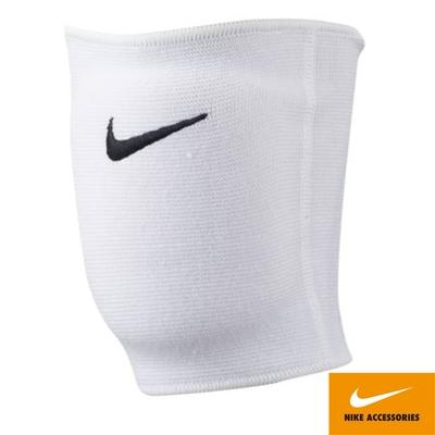 NIKE 護膝套 STREAK  排球 加強護墊 白 NVP06100