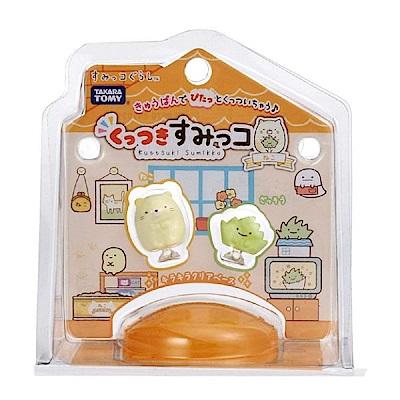 任選 日本角落小夥伴 吸盤公仔 貓咪 TP11973  SUMIKKO