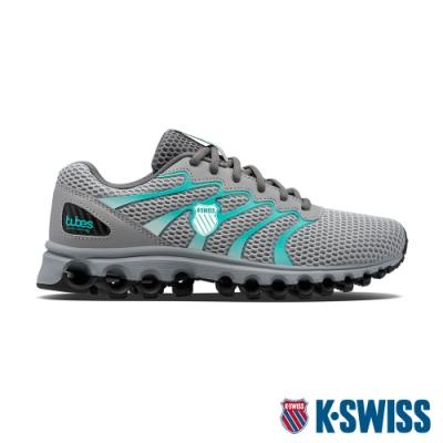 K-SWISS Tubes Comfort 200輕量訓練鞋-女-灰/綠