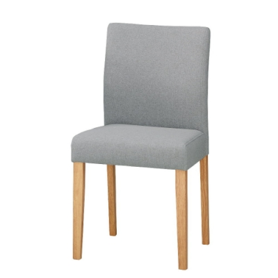 MUNA 內迪斯餐椅(布)(實木)(1入) 45X54X85cm