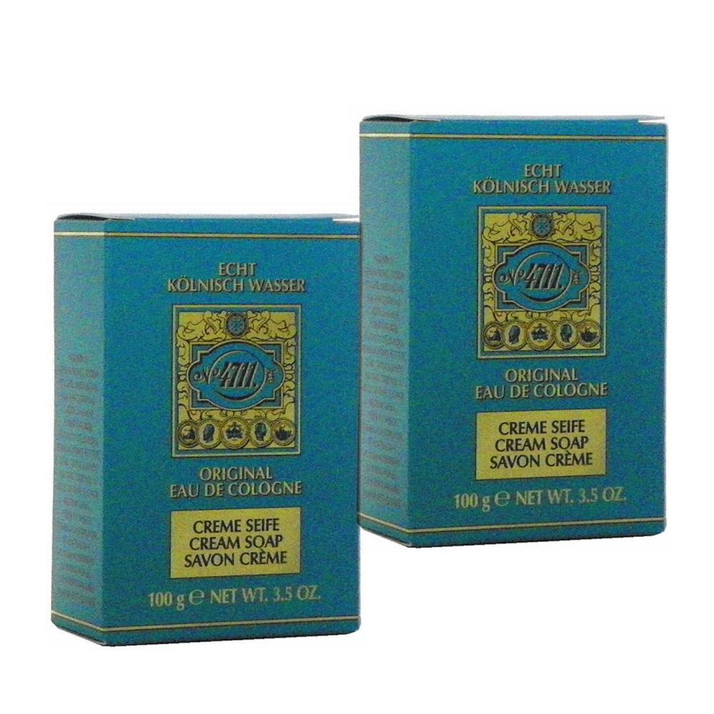 4711 Original Soap 古龍水香皂 100g x 2 特惠組
