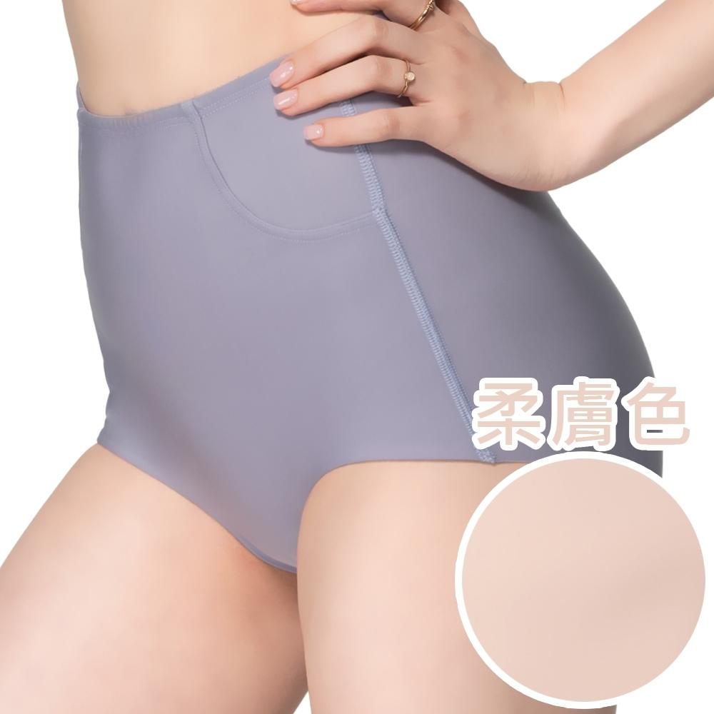 思薇爾 輕塑型系列64-82高腰平口束褲(柔膚色)