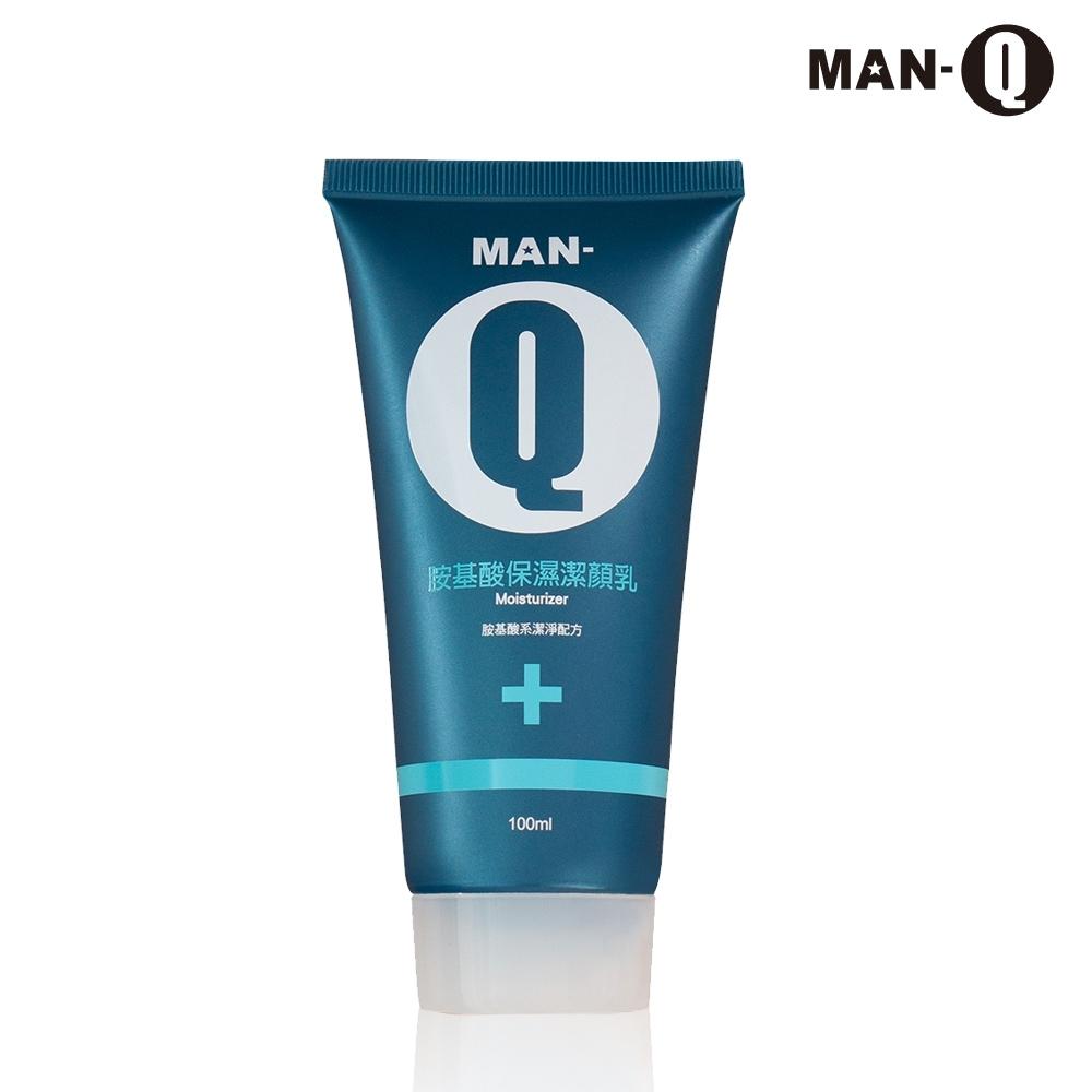 MAN-Q 胺基酸保濕潔顏乳(100ml)