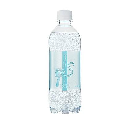 KUOS酷氏 彈珠汽水風味氣泡水(500mlx24瓶)