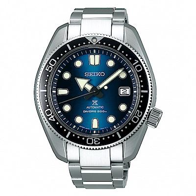 SEIKO精工 PROSPEX蔚藍海洋潛水機械錶6R15-04G0B/SPB083J1