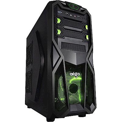 技嘉H310平台[西風殺手]i5六核GTX1060-6G獨顯電玩機