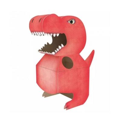 賽先生科學 3D可穿戴紙箱 恐龍系列(兩款)
