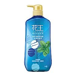 花王KAO 植萃弱酸洗髮精涼感控油型-沁涼薄荷750ml