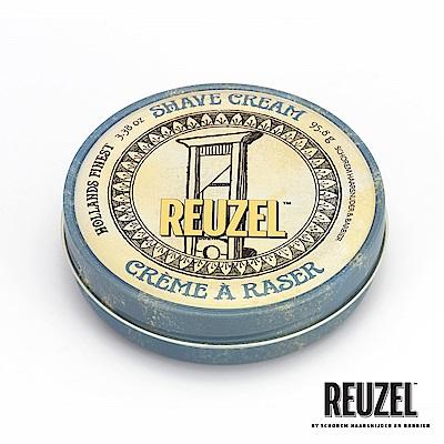 REUZEL Shave Cream清新舒爽刮鬍膏95.8g